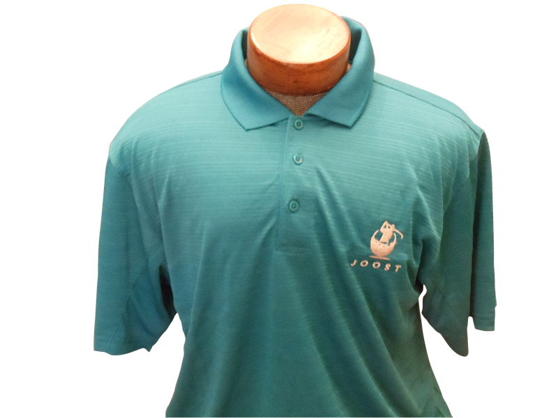 Dry Zone Horizontal Texture Polo
